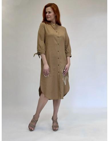 Marškinių tipo suknelė 13 Tabacco