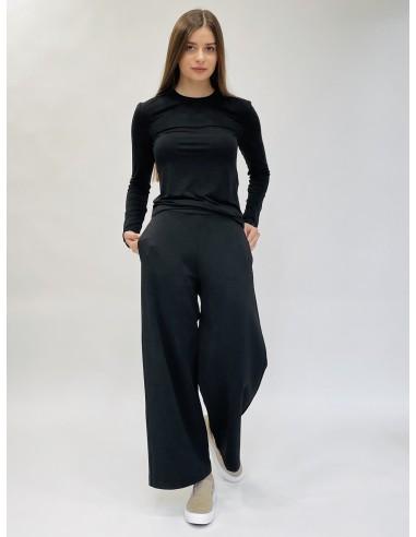 Kelnės ALBANO 003 juodos