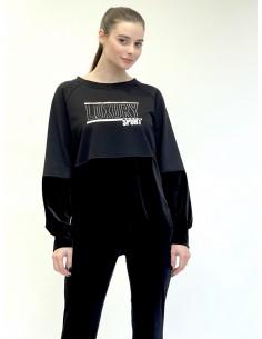 Džemperis 01 NERO